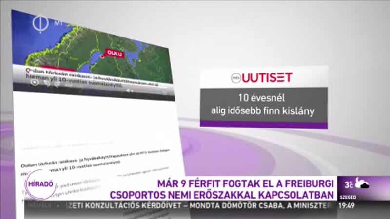 Hónapokon át erőszakolt egy tízéves finn kislányt egy bevándorló horda