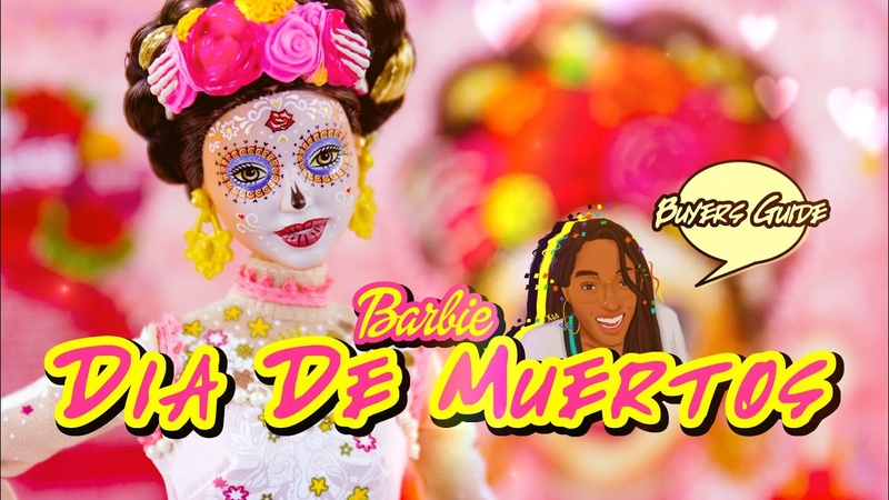 Unbox Daily ALL NEW 2020 Dia de Muertos Barbie Signature Doll Buyers Guide