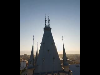 - droneadventures Catched this castle early in the morning liviuFPV