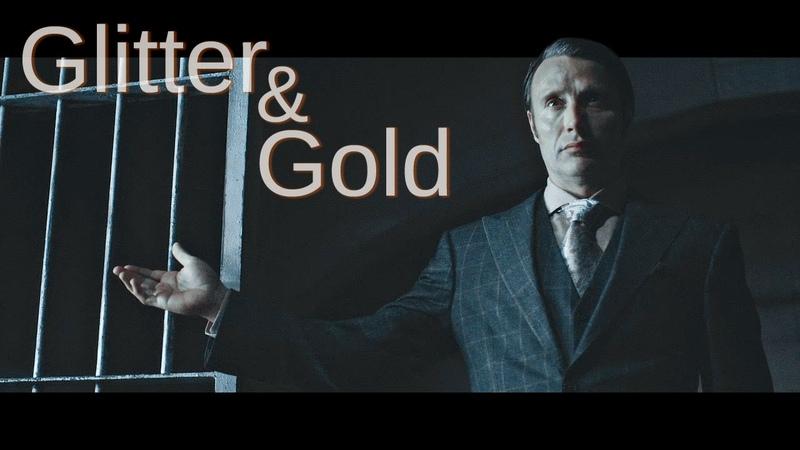 Hannibal || Glitter Gold