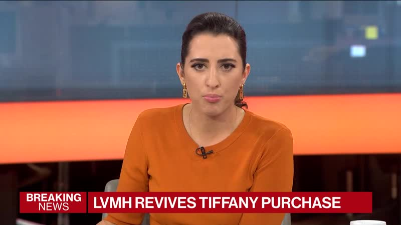 LVMH Revives Luxury's Biggest Deal by Settling Tiffany