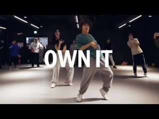 1million dance studio stormzy own it / koosung jung choreography
