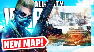 FIRST LOOK AT THE NEW MAP! WARZONE SEASON 3