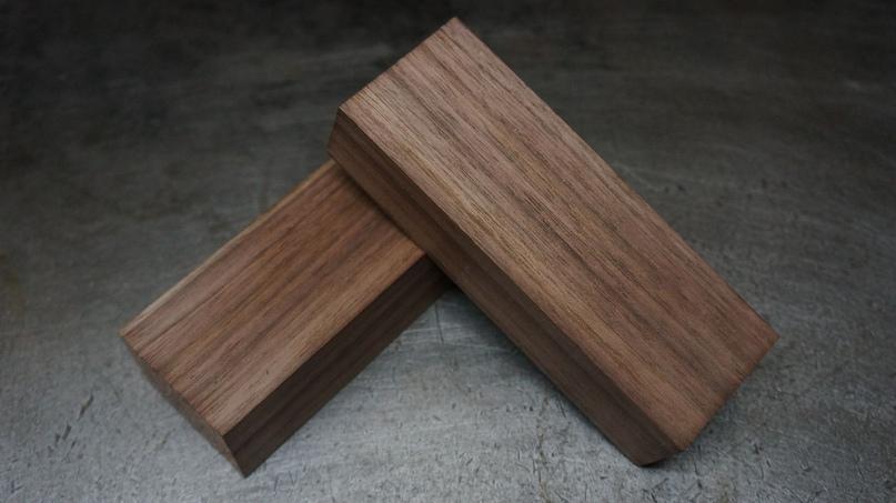 Из чего сделать рукоять для ножа: Дерево. Часть 1., изображение №13