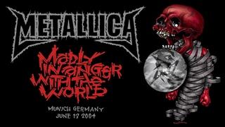 Metallica: Live in Munich, Germany - June 13, 2004 (Full Concert)