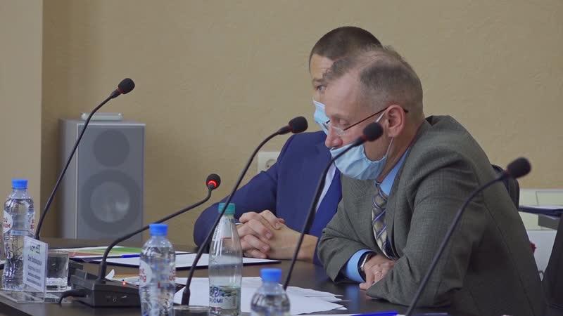 Внеочередное заседание Березниковской городской Думы