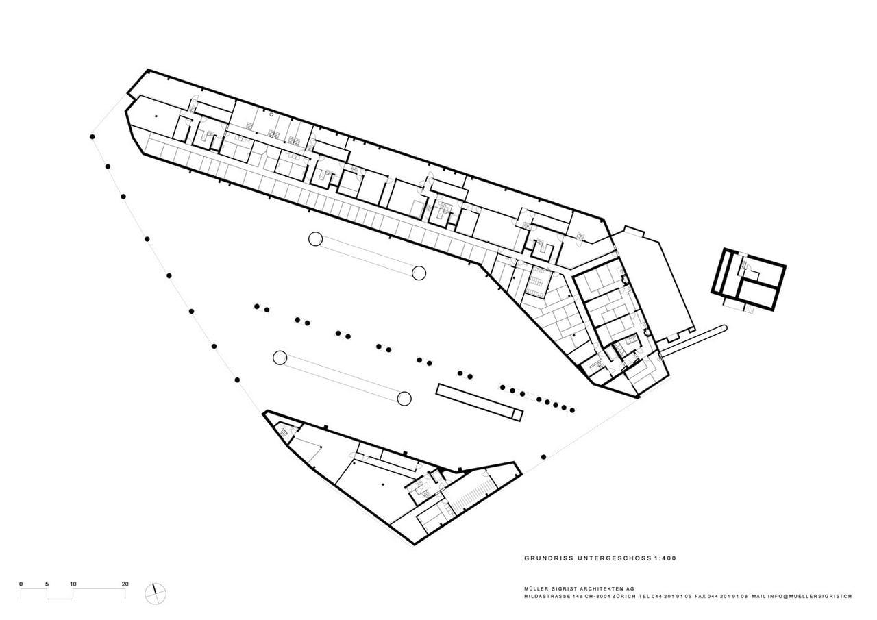 Kalkbreite / Müller Sigrist Architekten