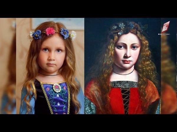 конкурс на найкраще відтворений образу королеви Бони Сфорци