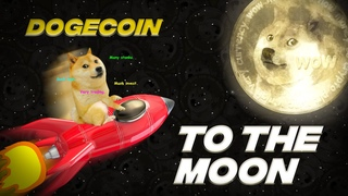 Dogecoin Song - To the Moon [Official]