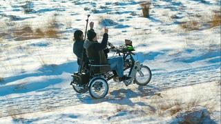 MR. BELT & WEZOL DJ-SET - CYCLING THROUGH THE SNOW