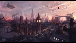Steampunk Music Compilation   CLOCKWORK LANDS   1-Hour Mix