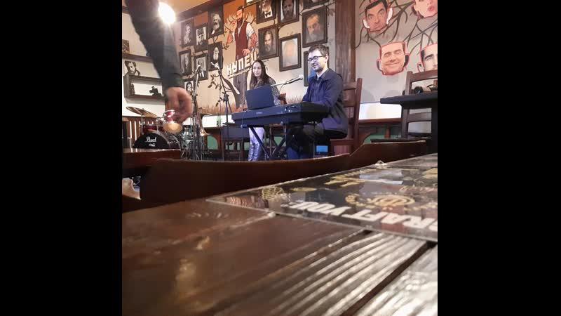 Джем в крафт баре Craft You Bar 15 02 2020 г Красноярск