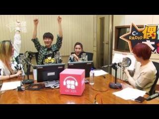 "140315  | MBC C-RADIO ""Idol True Colors"" EP. 1 (Guest: Kim Heechul)  | Jia, Fei 4/4"