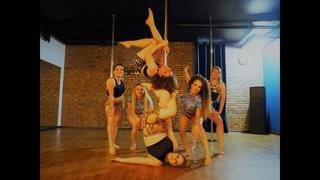 Pole wild  choreo by Julia Solopova