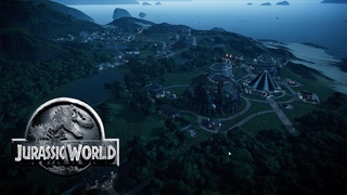 Jurassic World Evolution #26 - Завершаем не завершенные дела