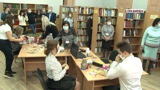 В Бирюче завершился капитальный ремонт детской школы искусств и районной библиотеки.