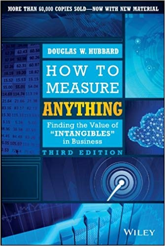 How to Measure Anything Finding the Value of Intangibles in Business, 3rd Edition