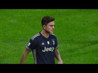 PES 2021 Реал-Ювентус в разрешении 4к +мод на газон