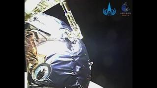 """Китайский зон """"Тяньвэнь-1"""" прислал видео с орбиты Марса"""