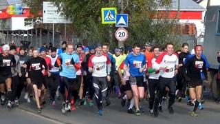 В Архангельске прошел 32-й легкоатлетический пробег  «Соломбальское кольцо»