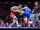 RASHIDOV RUS LOMTADZE GEO Final 61 kg European Championships 2018