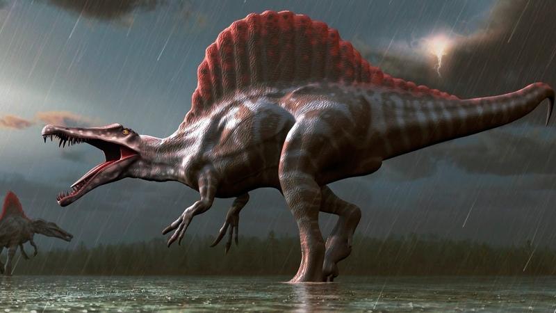 Хищные Динозавры Убийцы