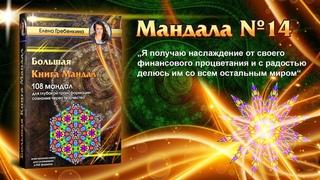 Мандала Медитация урок № 14. Большая Книга Мандал.