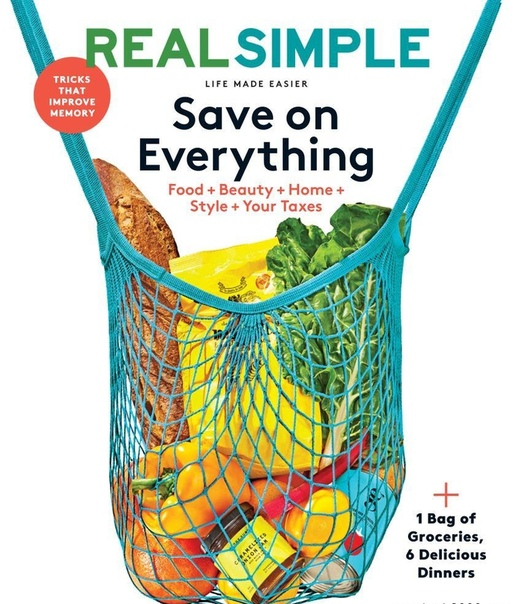 Real Simple – March 2019