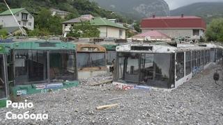 Потоп у Криму: «Апокаліпсис стався»