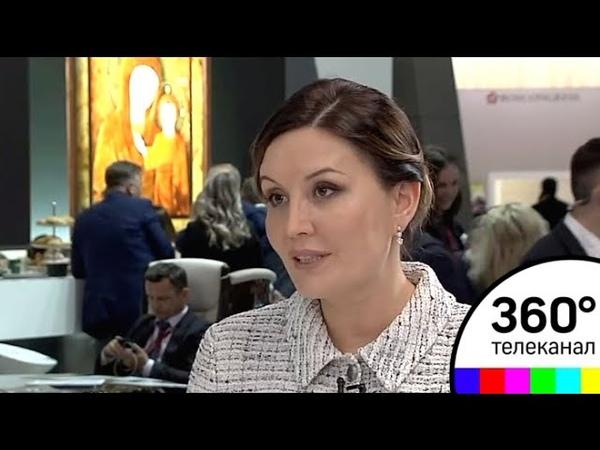 ПМЭФ 2018 Светлана Чупшева о рейтинге регионов в экономических и социальных сферах