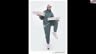 #Инфляция #мужской #толстый #флисовый #спортивный #костюм 2020 #зимний #теплый #свитер #набор