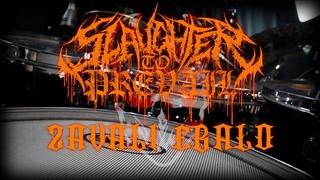 Slaughter To Prevail - Zavali Ebalo - Drum Cover