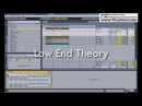 Low End Theory HOW TO Filter a BASSLINE for a Sampled Hip Hop Beat Sampling TUTORIAL LPF