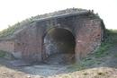 В крепости Pillau.