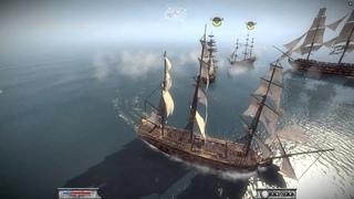 Napoleon Total War - Sea Battle