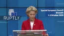 EU has toolbox ready to be used if Turkey continues provocations in Med Sea - Von der Leyen