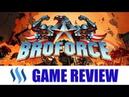 Broforce1Находим героев 80x-90x Годов Боевиков