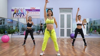 Burn 600 Calories in a 60-Minute Aerobic Workout (No Equipment!) | Eva Fitness