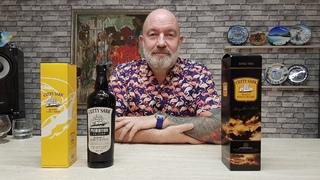 "Виски ""Cutty Sark"" и  ""Cutty Sark"" Prohibition Edition(50%), дегустация."