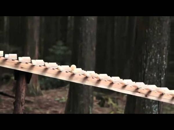 LetsBuzZit Xylophone foret japon