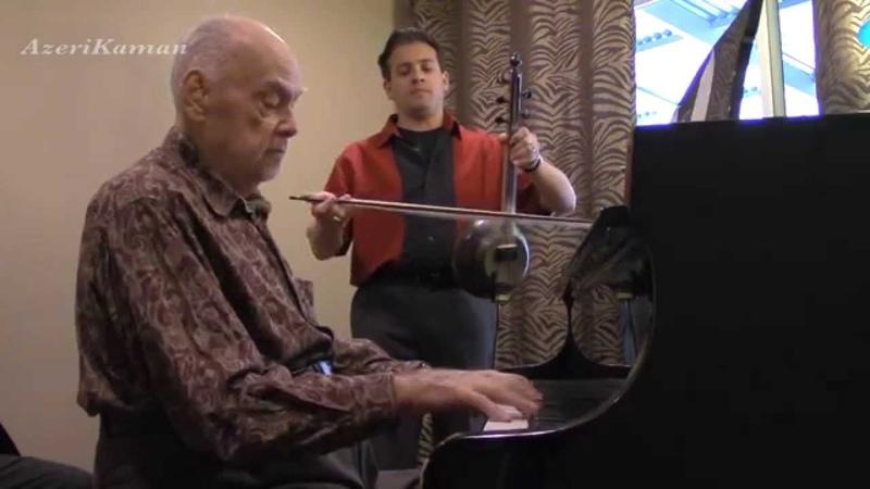 Imamyar Hasanov Chingiz Sadykhov - New Album Live Rehearsal
