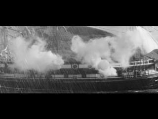 Билли Бад (1962). Морской бой между англичанами и французами, 1797 год