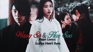 ‹ Wang So × Hae Soo › ◃ [Moon Lovers : Scarlet Heart Ryeo]   「MV」