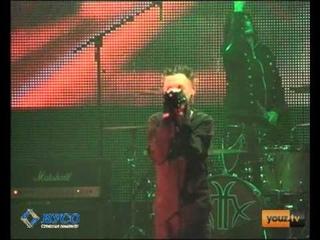 Глеб СамойлоFF & The MatriXX на фестивале в Донецке