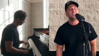 OneRepublic's Ryan Tedder and Kygo at Summer Camp With The Stars