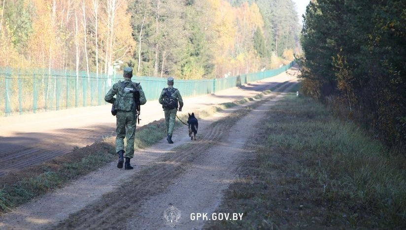 Нарушитель-рецидивист задержан пьяным на белорусско-украинской границе