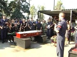 Обращение ветерана ВОВ к Путину на похоронах внука Украина Запорожье 14 08 14