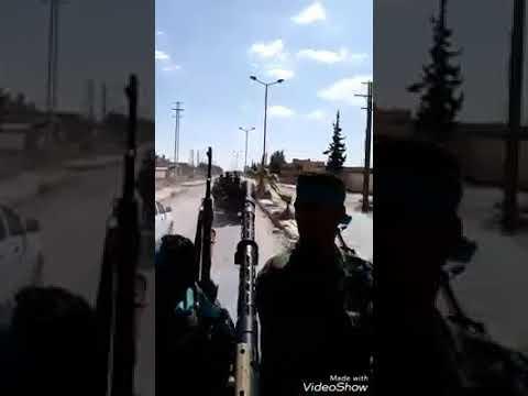 Поход в Дараа сирийские силы разведки САА возглавляет бригадный генерал тигров Сухейл