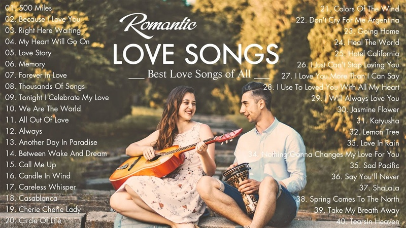 Romantic Guitar Most Old Beautiful Love Songs 80's 90's 💖 Best Romance Melody of Love