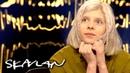 Aurora – Fame is strange and unnatural 2016 interview English sub. SVT/NRK/Skavlan